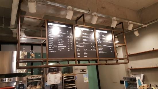 Mirae SysTech  철제 및 목제 주문가구 스타일 – 카페A